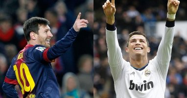 """[Bóng Đá] Messi và Ronaldo """"hot"""" nhất trên Google mùa World Cup"""