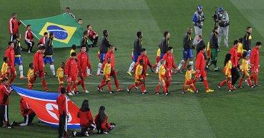 [Bóng đá] Truyền hình Triều Tiên phát hình đội nhà đá World Cup 2014
