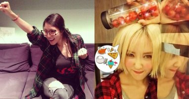 [Mlog Sao] BoA hóa thân thành nữ siêu nhân, Hyomin khoe hình nhắng nhít