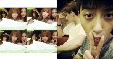 [Mlog Sao] Taeyeon nhắng nhít cùng Tiffany và Seohyun, Tao nhí nhảnh bên Sehun