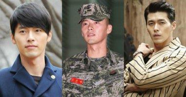 Mỹ nam Hàn nào thay đổi nhiều sau khi xuất ngũ?