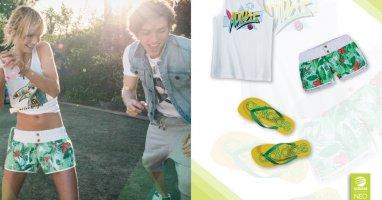 Những hình ảnh đầu tiên về bộ sưu tập hè của adidas NEO