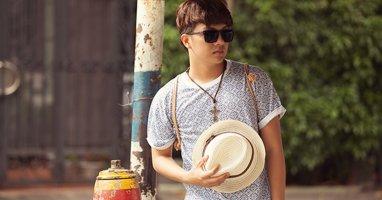 Lục tủ đồ du lịch ngày hè của Duy Khánh Zhou Zhou
