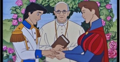 Chuyện gì xảy ra nếu nhân vật Disney gia nhập cộng đồng LGBT?