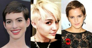 Những sao nữ sở hữu mái tóc cá tính