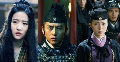 Lưu Diệc Phi vướng tình tay ba với Đặng Siêu