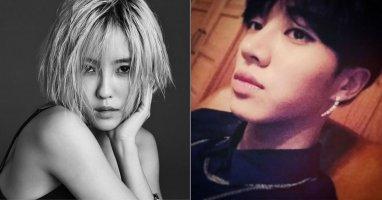 [Mlog Sao] Hyomin khoe hình trắng đen cực gợi cảm, Kikwang cập nhật tình sức khỏe cho fan