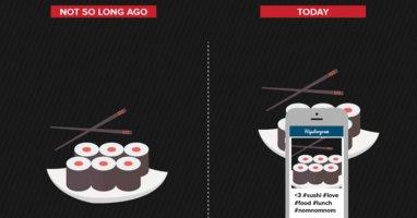 [Infographic] Thói quen ngày ấy và bây giờ khác nhau ra sao?