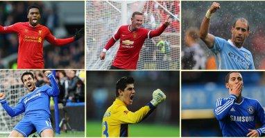 [ Bóng đá ] Đội hình trong mơ của Premier League 2014-15