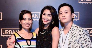 Đông đảo Sao Việt đến chia vui cùng vợ chồng Tăng Thanh Hà