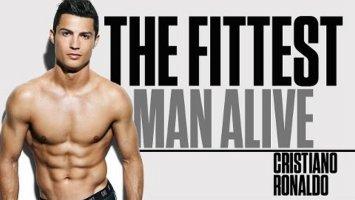 [ Bóng đá ] Ronaldo là người đàn ông có cơ thể đẹp nhất hành tinh?