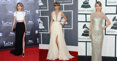 Taylor Swift là ngôi sao phong cách nhất năm 2014