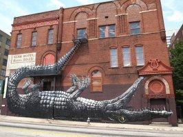 11 dự án nghệ thuật đường phố chân thực khiến người xem trân trọng cuộc sống hơn