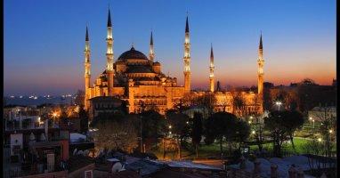 Chiêm ngưỡng vẻ đẹp lộng lẫy của Istanbul cổ kính