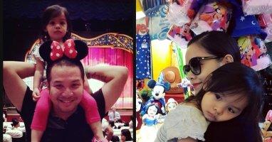 Sao Việt nô nức đi xem Mickey's Magic Show