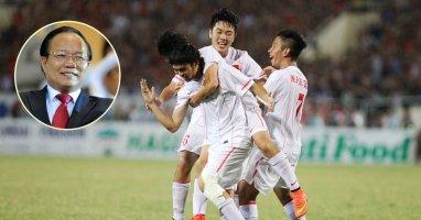 Bộ trưởng Hoàng Tuấn Anh gửi thư chúc mừng U19 Việt Nam
