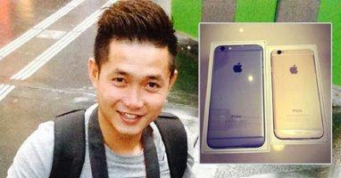 Cầu thủ Việt đầu tiên sở hữu iPhone 6