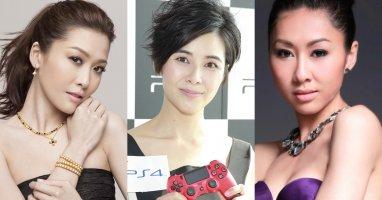 10 sao nữ xinh đẹp tài năng bị TVB hắt hủi