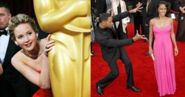 """Những lần """"nhắng nhít"""" trên thảm đỏ của sao Hollywood"""