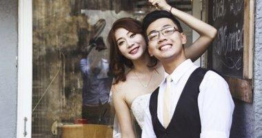 Trọn bộ ảnh cưới vui nhộn của hot girl nhóm hài BB&BG