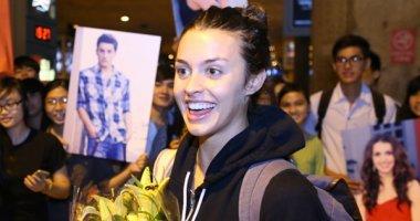 """Nữ chính phim """"Step Up"""" hạnh phúc khi nhìn thấy nụ cười của fan Việt"""