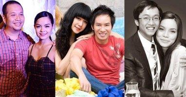 Những tổ ấm khiến thiên hạ ghen tị của sao Việt