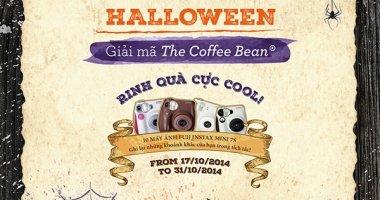 Đón Halloween cực cool cùng The Coffee Bean