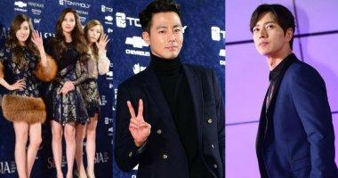 Dàn sao Hàn lộng lẫy trên thảm đỏ Style Icon Award 2014
