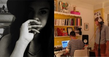 Selena Gomez lộ rõ vẻ mệt mỏi, Taylor Swift tất bật thu âm