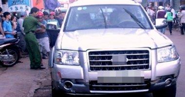 Cô gái đâm ôtô vào đám đông nghi do đạp nhầm chân ga