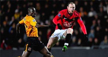 """Rooney, Persie ghi bàn: Man United """"làm thịt"""" Hull City"""