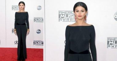Selena Gomez chững chạc trên thảm đỏ AMAs 2014