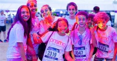Prisma - đêm hội chạy bộ siêu thú vị cho giới trẻ