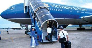 """""""2 bà, 1 ông"""" đánh nhau trên máy bay Vietnam Airlines"""