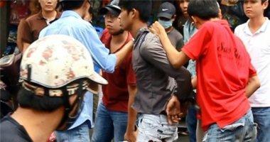 Cảnh sát nổ súng hạ gục 2 tên cướp ở TP HCM