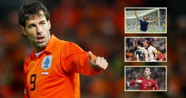 10 chân sút vĩ đại nhất lịch sử vòng chung kết EURO