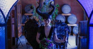 Đám cưới với phong cách Tiên hắc ám - Maleficent
