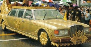 Bộ sưu tập 7.000 xế khủng của quốc vương giàu nhất thế giới