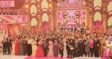 Dàn sao TVB khoe sắc trong đêm mừng sinh nhật đài