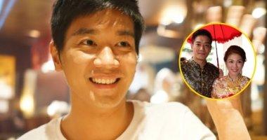 Trai đẹp TVB lên xe hoa với cô dâu triệu đô của Hong Kong