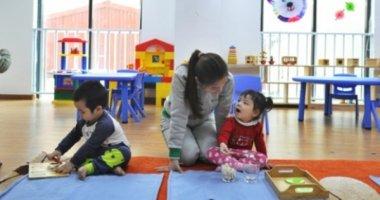 Một ngày của cô giáo trẻ ở lớp mầm non
