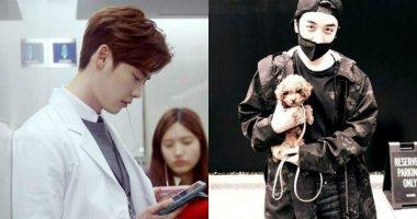 Lee Jong Suk cực bảnh với vest trắng, Seungri quay trở lại sau tai nạn