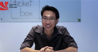 Gương mặt đại sứ Việt trẻ: Trần Tuấn Anh - Ông trùm thị trường vé điện tử Ticketbox