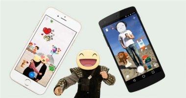 Facebook Messenger tung ứng dụng gắn hình ngộ nghĩnh vào ảnh