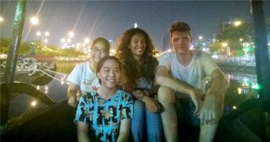 Sinh viên Hà Lan và câu chuyện giàu nghèo ở Sài Gòn