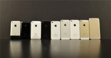 Mẫu iPhone nào đẹp nhất từ trước đến nay?