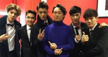 Bênh vực EXO, Trần Dịch Tấn mỉa mai ca sĩ Hong Kong