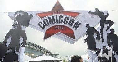Comic Con 2014 – Niềm vui ảo, giá trị thật