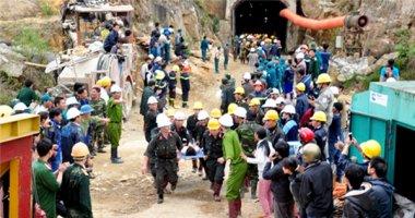 Vụ sập hầm: Toàn bộ 12 nạn nhân đã được đưa ra khỏi hầm