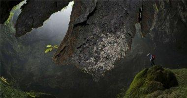 Ảnh chụp hang Sơn Đoòng lọt top những bức ảnh ấn tượng nhất năm 2014